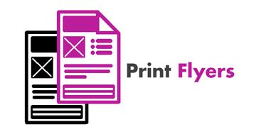 Print Flyers Logo